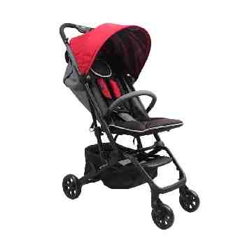 Easywalker Mini XS Union Red