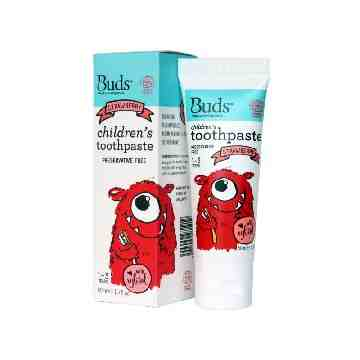 BUDS Xylitol Toothpaste 1-3 Years