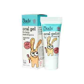BUDS Oral Gel