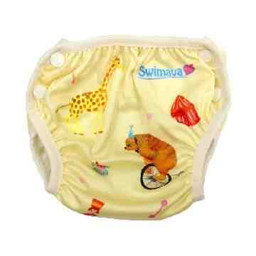 Swimava S1 Swim Diaper Carnival