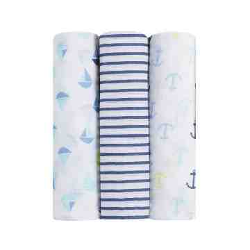 Ideal Baby Swaddle - Set Sail