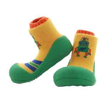 ATTIPAS Shoes Socks - Robot