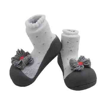 ATTIPAS Shoes Socks - Ribbon
