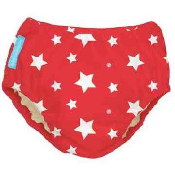 Charlie Banana Swimdiapers - Red Star