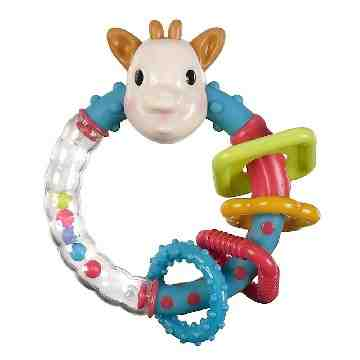 Sophie La Giraffe Multi-Textured Rattle