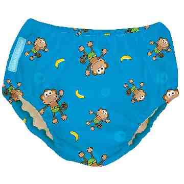 Charlie Banana Swimdiapers - Monkey