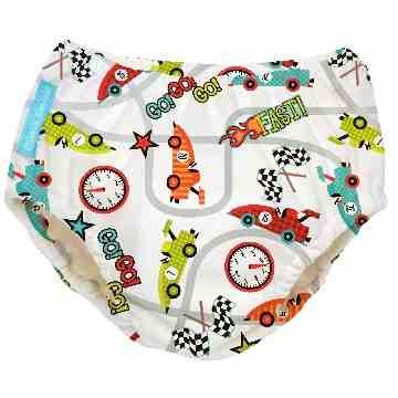 Charlie Banana Swimdiapers - Race Car