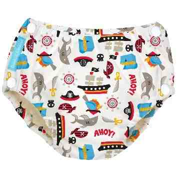 Charlie Banana Swimdiapers - Pirates