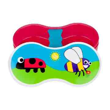 TUMTUM Kids Lunch Box Bugs