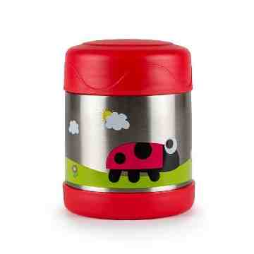 TUMTUM Thermal Kids Food Flask Bugs