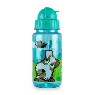 TUMTUM Flip Top Water Bottle Scruff