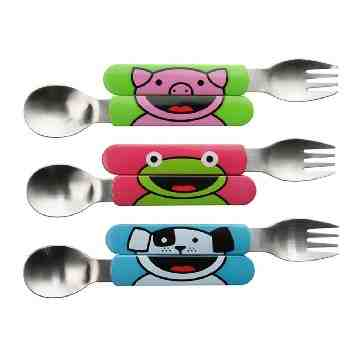 TUMTUM All Day Childrens Cutlery Set