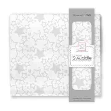 Swaddle Designs Muslin Swaddle Lillie (Isi 1)