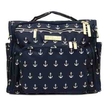JUJUBE BFF Diaper Bag The Admiral