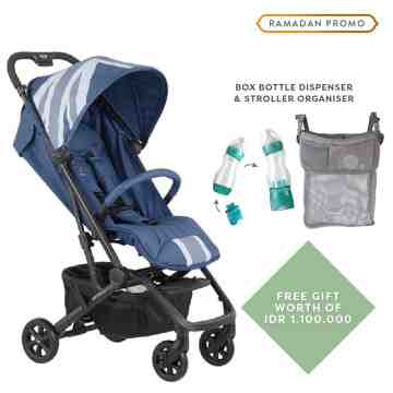 Easywalker Mini XS Blue Jack