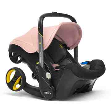 DOONA 2in1 Car Seat Stroller - Blush Pink