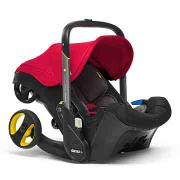 DOONA 2in1 Car Seat Stroller - Flame Red