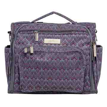 JUJUBE BFF Diaper Bag Amethyst Ice
