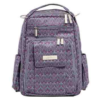 JUJUBE BRB Diaper Bag Amethyst Ice