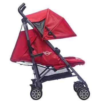 Easywalker MINI Buggy Blazing Red