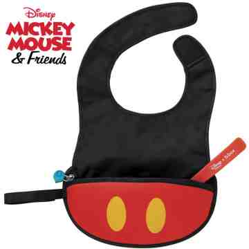 BBOX Disney Travel Bib Mickey Mouse
