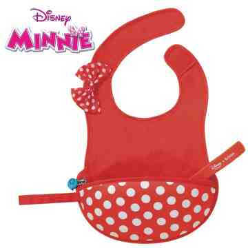 BBOX Disney Travel Bib Minnie Mouse