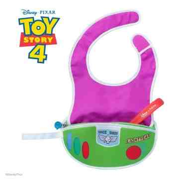 BBOX Disney Travel Bib Buzz Lightyear