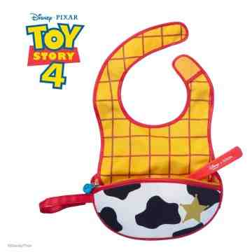 BBOX Disney Travel Bib Sherif Woody