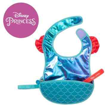 BBOX Disney Travel Bib Ariel