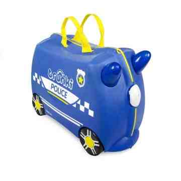 TRUNKI - Percy Police Car