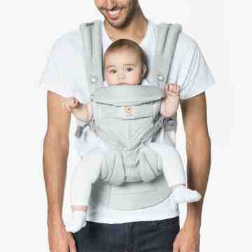 ERGOBABY OMNI 360 Cool Air Mesh - Pearl Grey