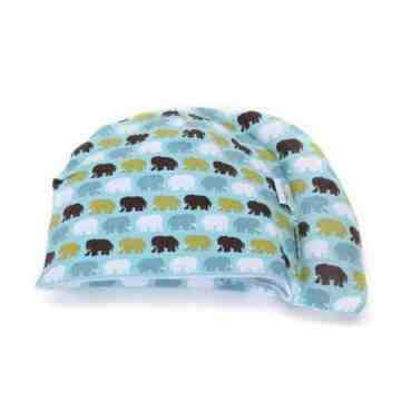 TORTLE Repositioning Beanie Elephant (SIZE S)