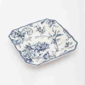 Zurel Serving Plate Blue