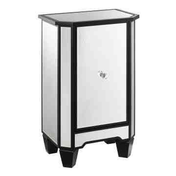 Lumikasa Strand Mirrored Night Stand