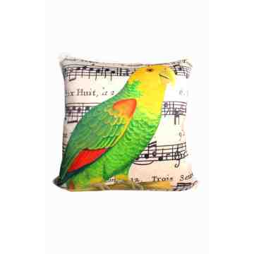 Misique Cushion Cover Perroquet