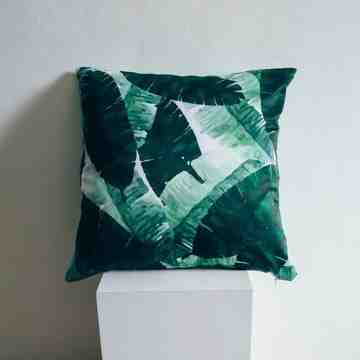 Lumikasa Sarung Bantal Banana Leaf