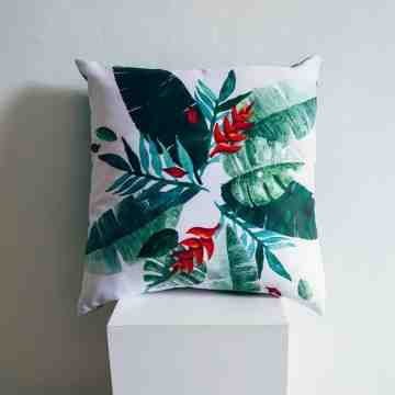 Lumikasa Sarung Bantal Tropical