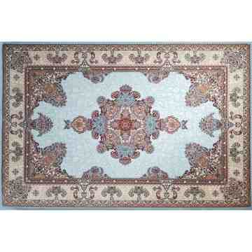 Pasargad Classic Persian Carpet Black Ezra
