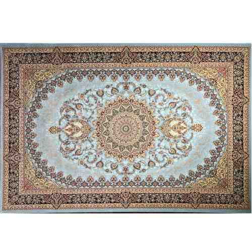 Pasargad Classic Persian Carpet Blue Avalie