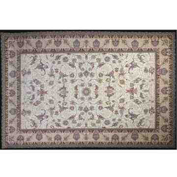 Pasargad Classic Persian Carpet Black Friya