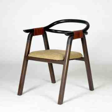 Alvin-T Lyan Chair Black