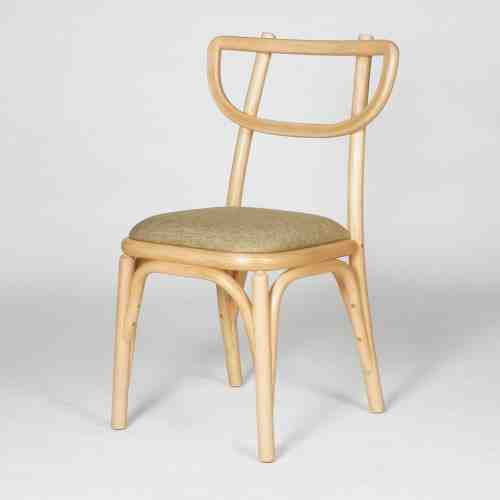 Alvin-T Lola Chair Natural
