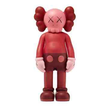 KAWS Blush Companion 2016 Open Edition