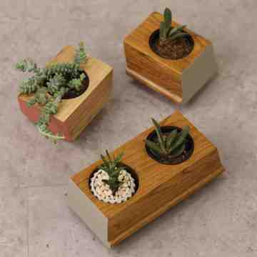 Stora Trio Planter Set