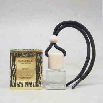 Euodia Home Car Diffuser Santalum Fragrance 5ml
