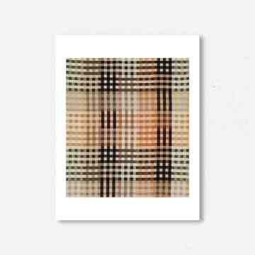 Lumikasa Bauhaus Anni Albers Fabric for Tablecloth, 1930 Framed Art Print