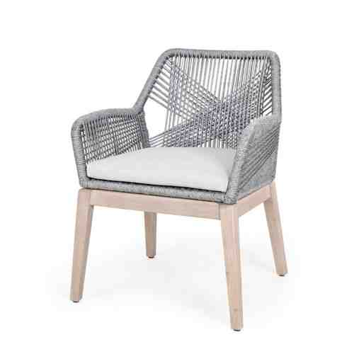 Pineapple Leon Dining Chair Platinum
