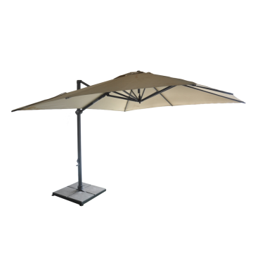 Pineapple Siesta Parasol Brown