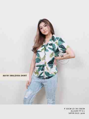 A8191 MALDIVA SHIRT - SPECIAL PRICE image