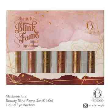Madame Gie Beauty Blink Fame Set (6 colours)